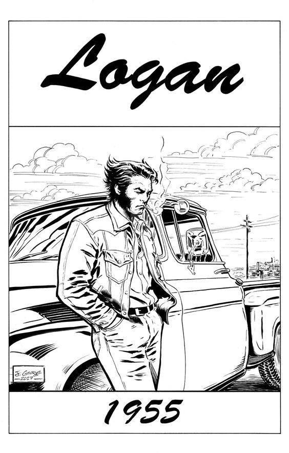 '55s Logan