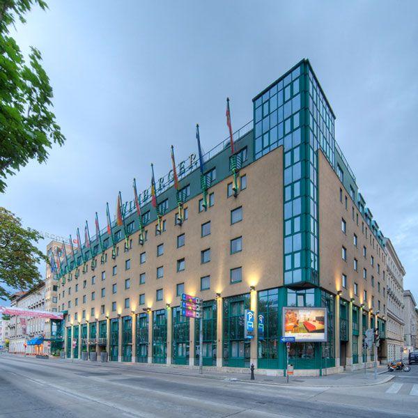 Hotel Arcotel Wien Zentrale