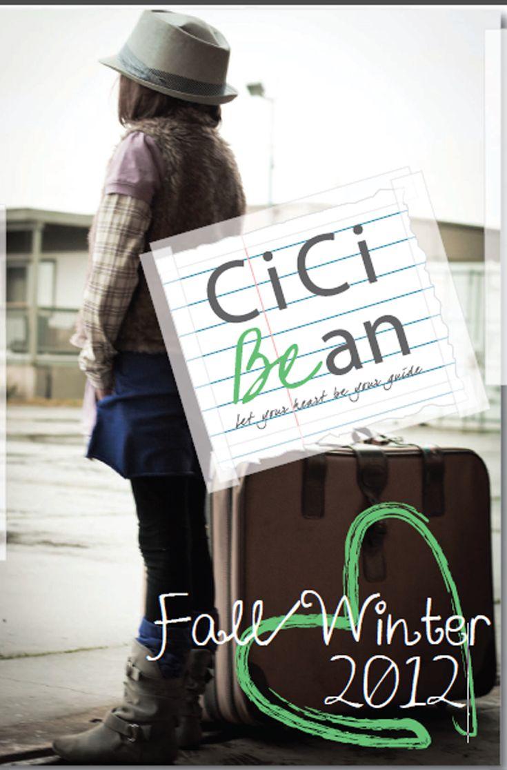CiciBean Fall 2012  www.cicibean.ca