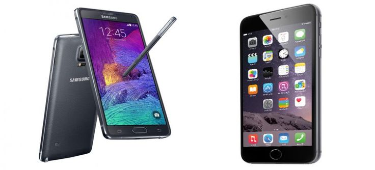 iPhone 6 Plus v/s Samsung Galaxy Note 4 which one will you buy?