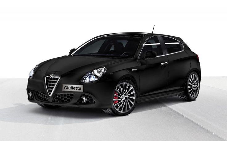 Alfa Romeo Giulietta oooh, I want u!