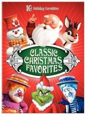 Classic Christmas Favorites (Dr. Seuss' How the Grinch Stole Christmas! / The Year Without a Santa Claus / Rudolph... more
