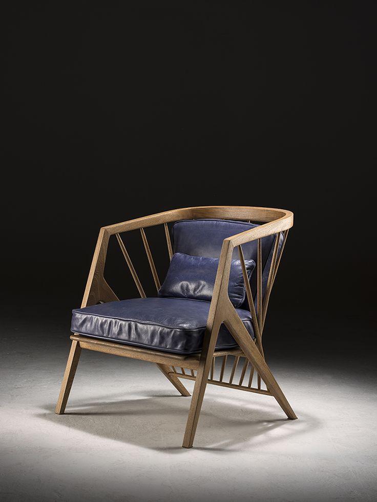 Victoria Chair. Design by Sergio Vergara. Zientte.