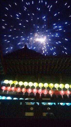 불꽃축제/석가탄신일/부처님오신날