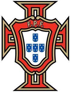 Image result for portugal football crest