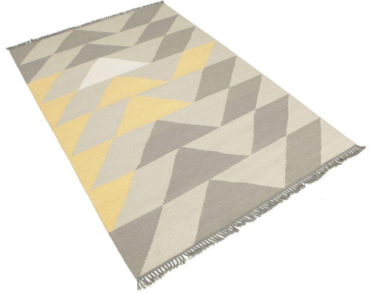 Way - Geel tapijt CVD5943