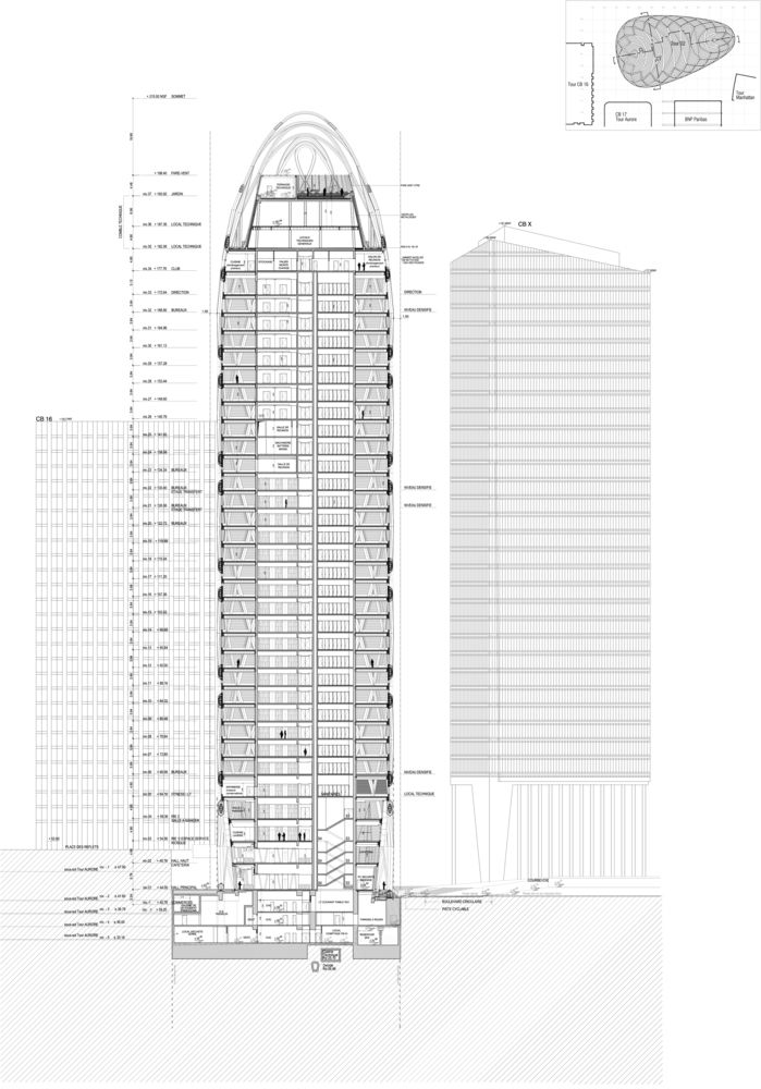Architectural Drawings Of Skyscrapers 90 best башни разрезы images on pinterest | architecture