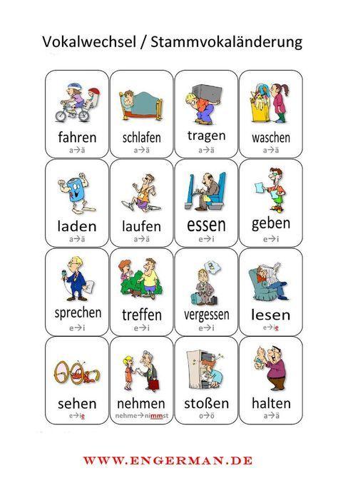 18 besten Wortschatz - Словарный запас на немецком Bilder auf ...