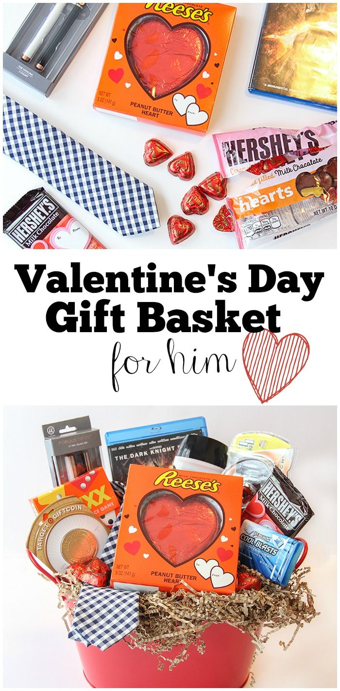 Best 25 valentines baskets for him ideas on pinterest for Best gift of valentine day