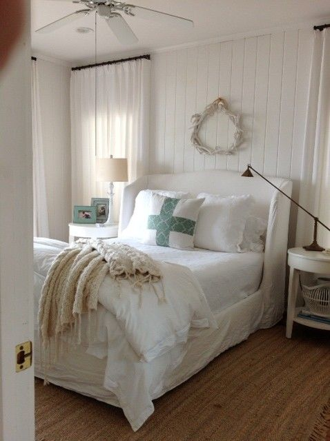Another Fabulous Bed By Cisco Brothers Is Perfect For This Beach Bungalow  Master Bedroom. +