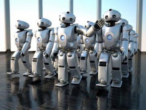 Next Future Military Terminator | Real (New military robot Army)  #Mind ...