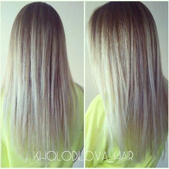 #hair #haircolor #ombre #beauty