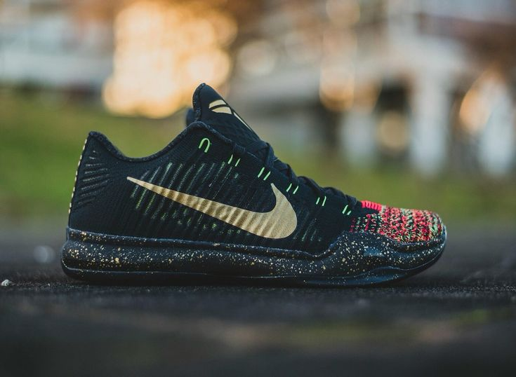 Nike Kobe X 'Xmas'