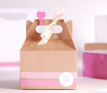Caja para cupcakes original