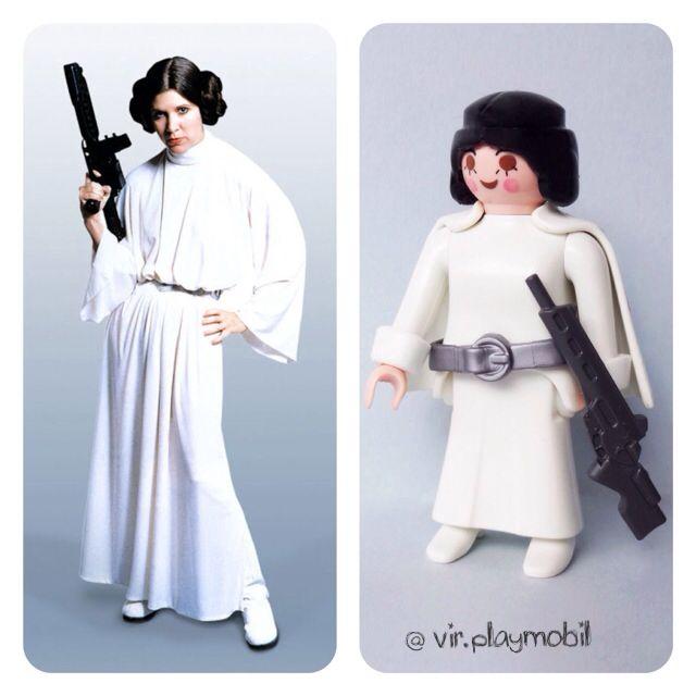 Leia Princess Playmobil
