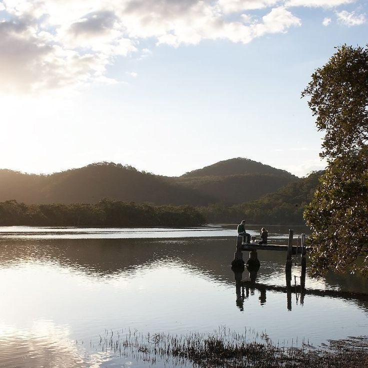 Happy Long Weekend from beautiful Patonga! Wherever you are we hope you get to take a break today to unwind disconnect enjoy the outdoors & make some new memories!
