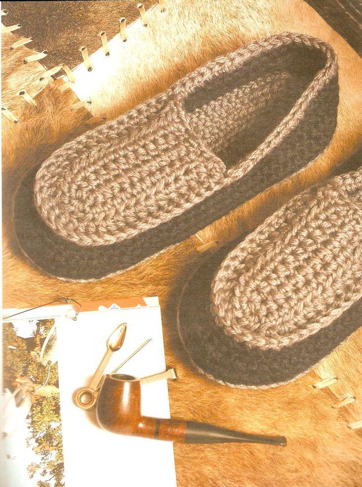 23 patrones para el dia del padre en crochet - Patrones Crochet