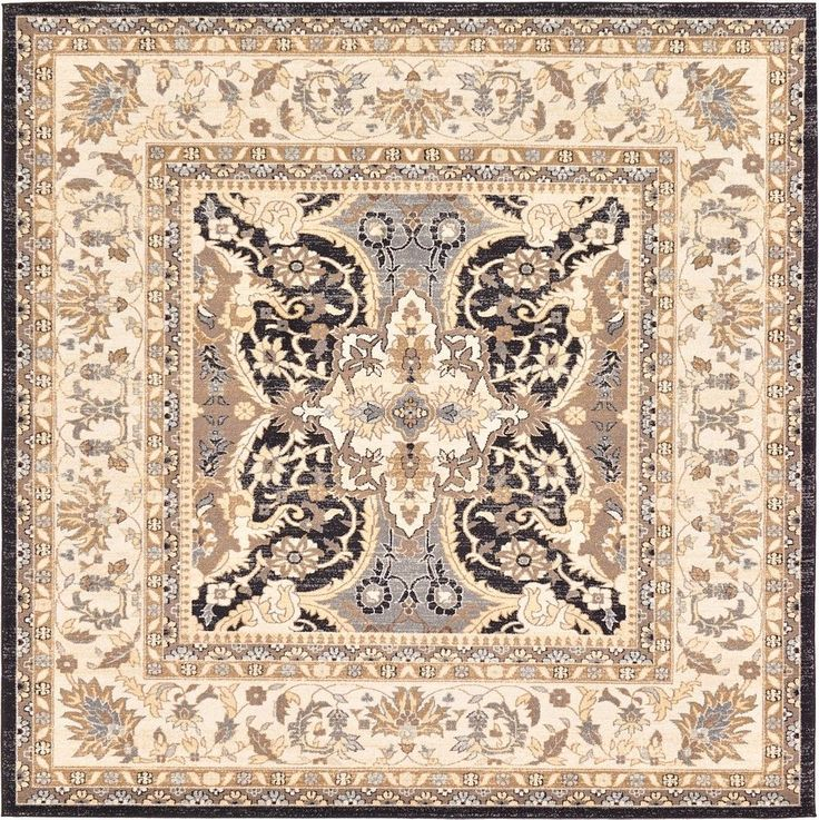 Tradition Beige Area Rug