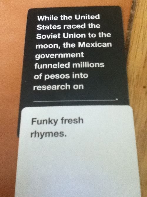 Funny 'Cards Against Humanity' answers (33 photos) | Funny ...