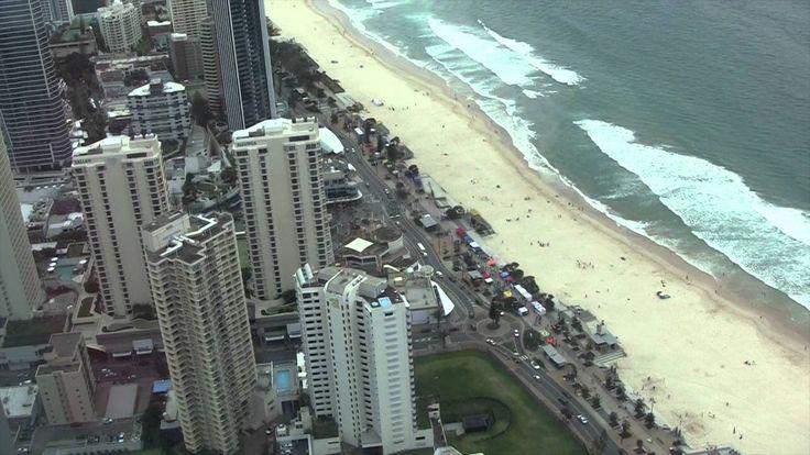 SkyPoint Observation Deck, Q1, Surfers Paradise, Gold Coast, Queensland,...