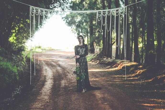 Bohemian Wedding Styled Shoot