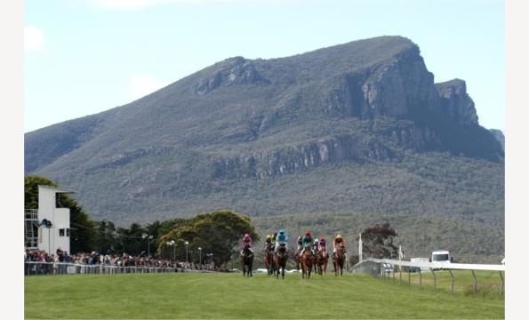 Dunkeld Races, held in November each year