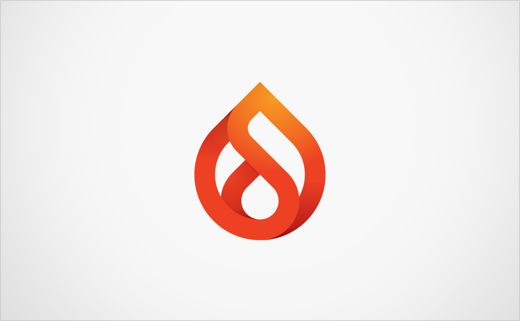 Petroluem-petrol-oil-Mongolia-Asia-logo-design-branding-identity-graphic-design-flame-S-drop-5