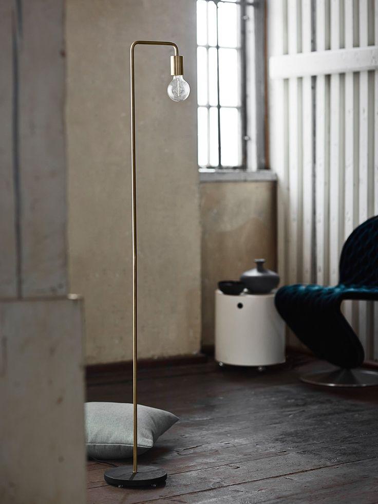Stehlampe COOL Floor von Frandsen – skandinavisch modern  https://www.designort.com
