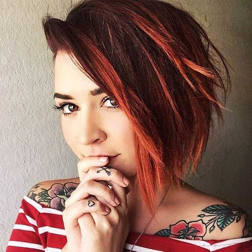 Ese Girl Hairstyle 2017 : 60 cool short hairstyles & new hair trends! women haircuts