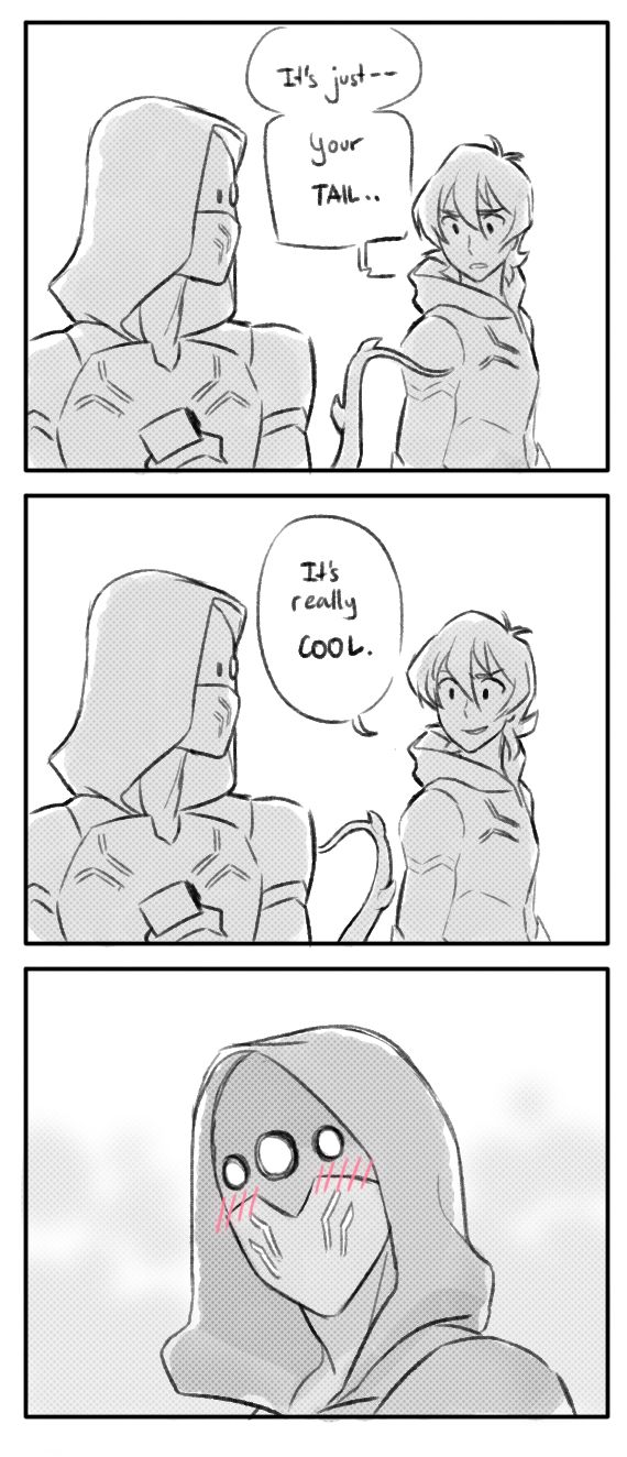 The Blade of Marmora guys need more love… (Since the creators don't seem to love them //sob) I was thinking the other day about the bi-species in Voltron and as far as we know there seems to be a lot...