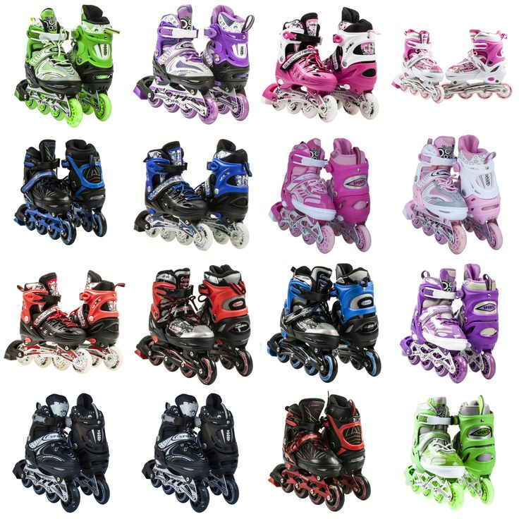 We have fast, fun, inline skates for girls and boys in adjustable sizes for every age. Coming in stylish colors, you'll find high performance inline skates for advanced skaters, as well as training skate packs for beginners, which transfer from a three-wheel skate for balance into an inline skate. https://oxemize.com/collections/inline-skates #oxemize #inlineskates #kids #sport #gift  #inline #skates #Happy #Roller #Aluminum
