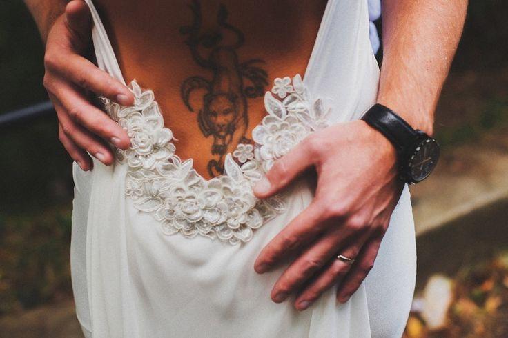 Інга та Аркадій — Посмішка - Весільний фотограф та відеограф