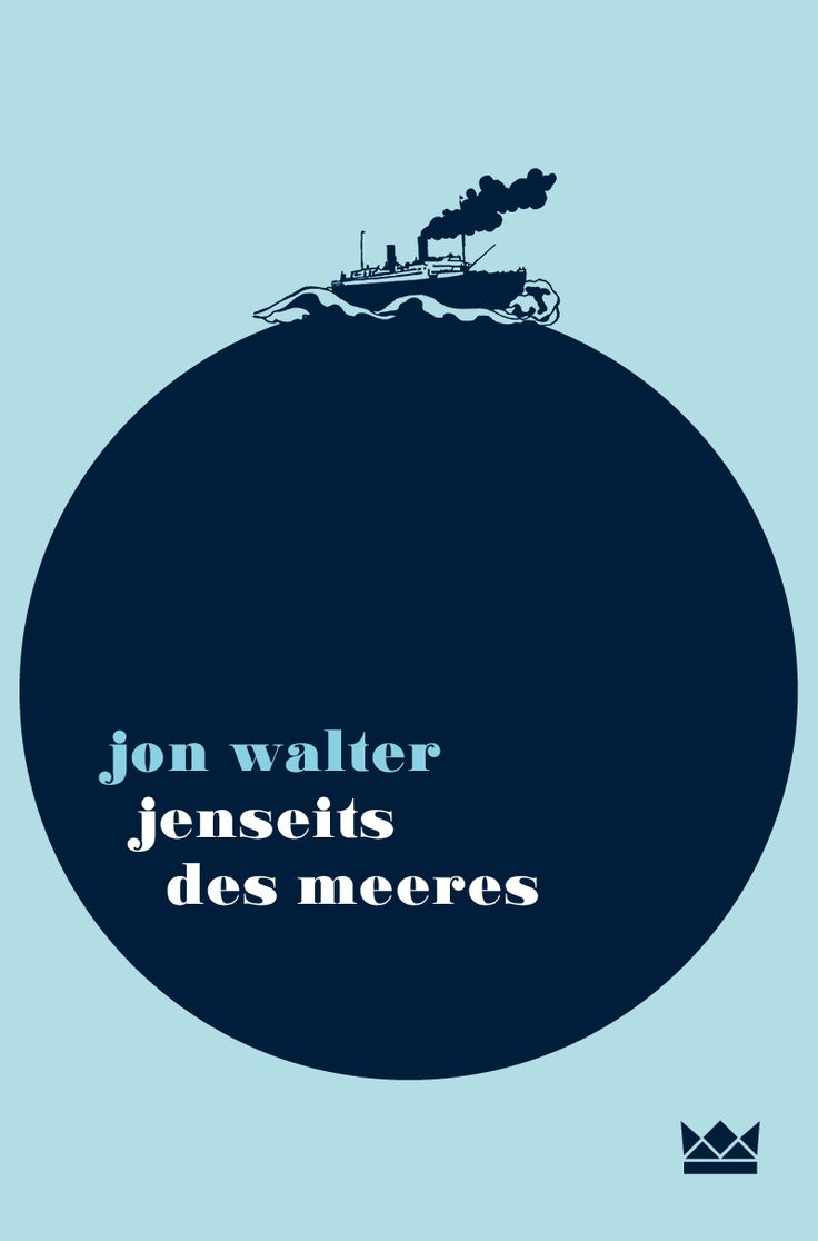 Königskinder   Jon Walter   Jenseits des Meeres   © Cover: Suse Kopp, Hamburg, 2015