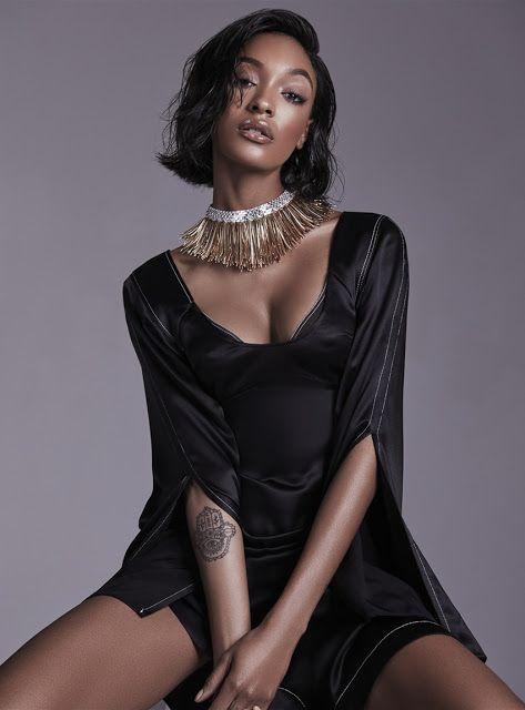 Jourdan Dunn - T Singapura Maio 2017 ~ Editoriais - Revistas de Moda