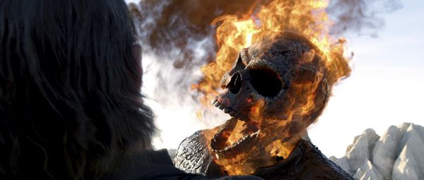 Nicolas Cage Is Insane - Uses Voodoo Magic to Prepare for His Role as Ghost Rider