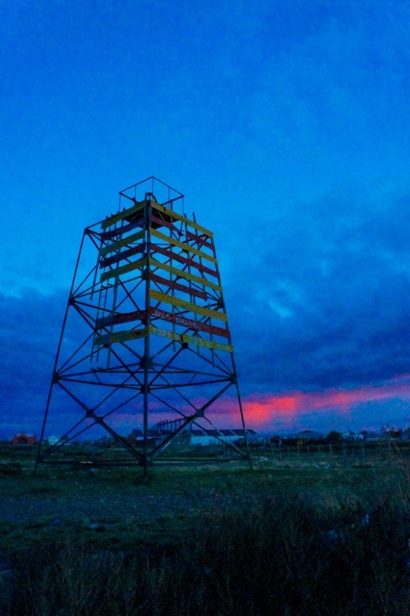 Rio Gallegos sunset by luisina escobar, via 500px