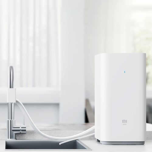 [$252.00] Xiaomi Water Purifier Water Filters for Home, Support WiFi Connect Android & iOS Smartphone Remote Control