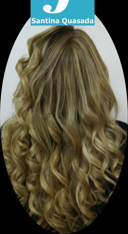 #overturejoelle2015#hairstyle#welovecdj#blond#ondedorate##igers#degradé#piegabrillante#starlight# @wella#sceglianchetu#ondemorbide#