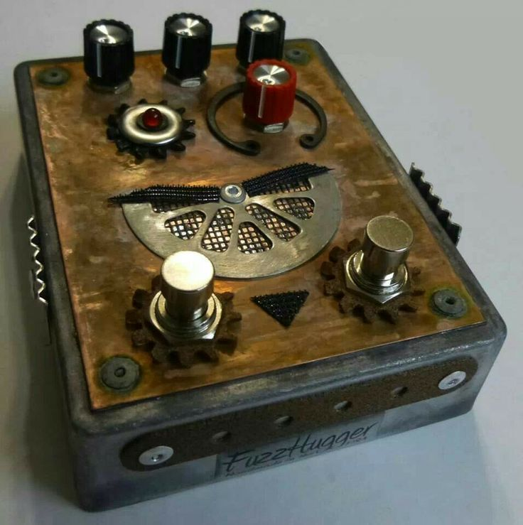 Great looking effects pedal!