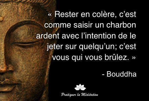 Citation sagesse de Bouddha