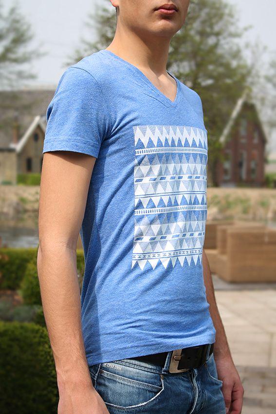 HipsterPattern ScreenPrinting T-Shirt