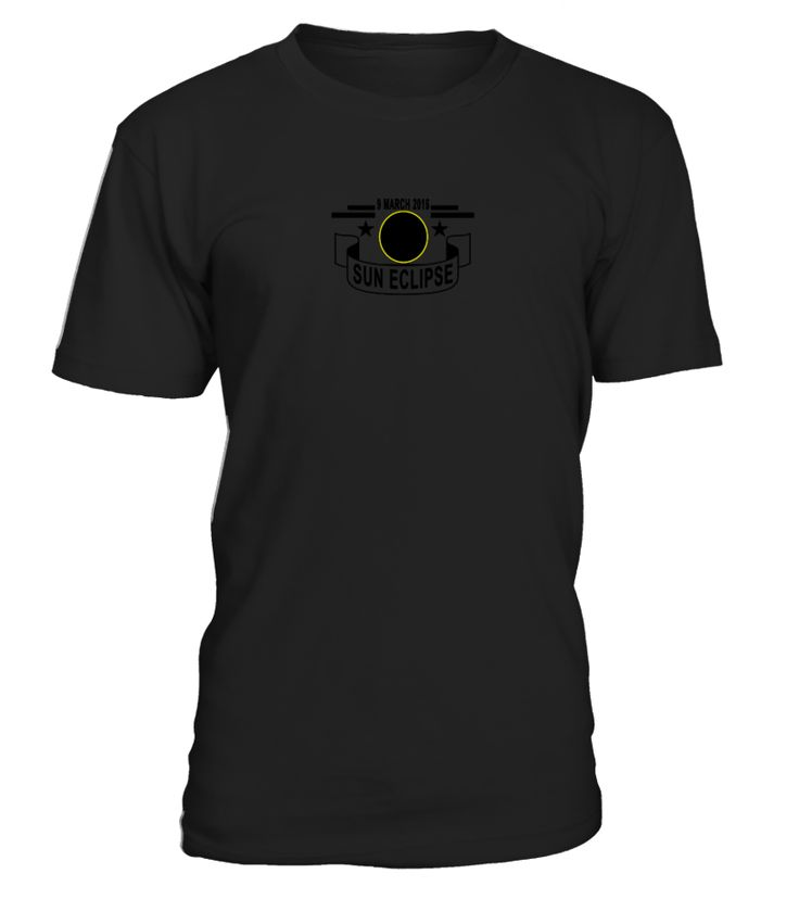 sun_solar_eclipse_9_march_2016_  Funny Total Eclipse Solar T-shirt, Best Total Eclipse Solar T-shirt