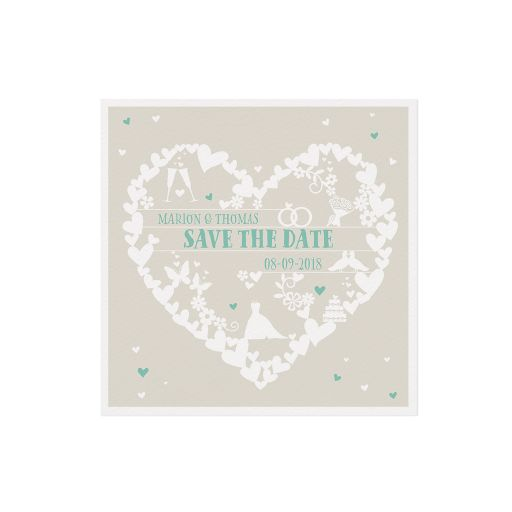 40 besten Wedding Save the Date cards Bilder auf Pinterest