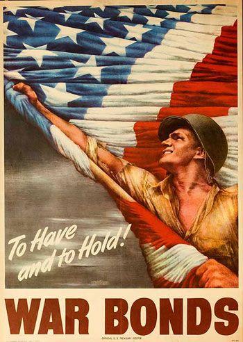 Inspiration: 80+ Amazing WWII Allied Propaganda Posters | Vectortuts+