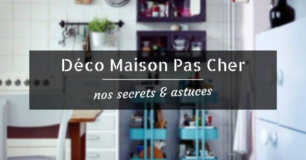 25 Best Ideas About Maison Pas Cher On Pinterest