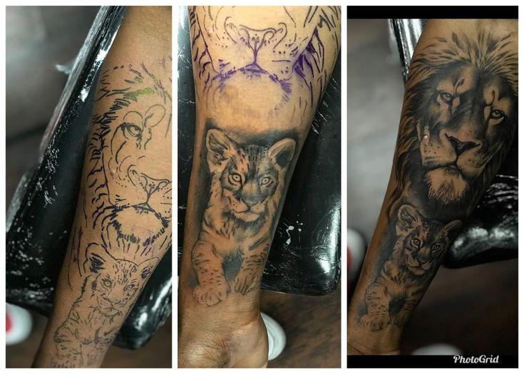 Faisal Kawusi Tattoo
