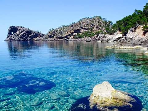 Sa foradada uno de los lugares mas bellos de Mallorca, Islas Baleares!!