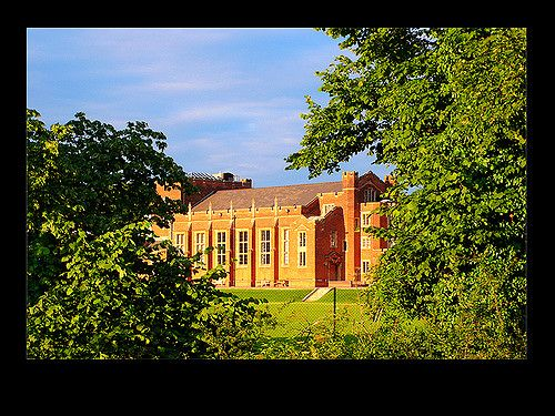 https://flic.kr/p/57yAjG | Bancroft's School, Woodford Green | HDR image