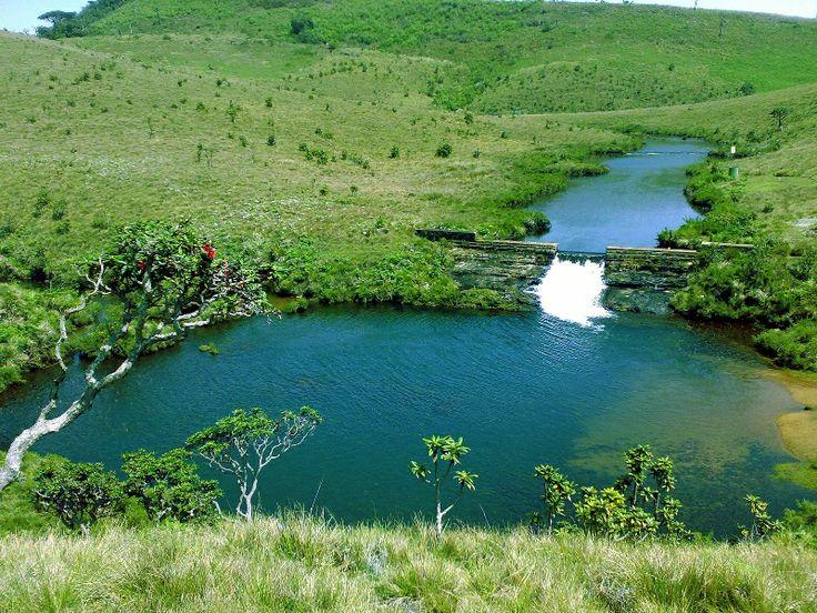 Horton plains national part at Nuwara Eliya, Sri Lanka   Tropical Way Tours