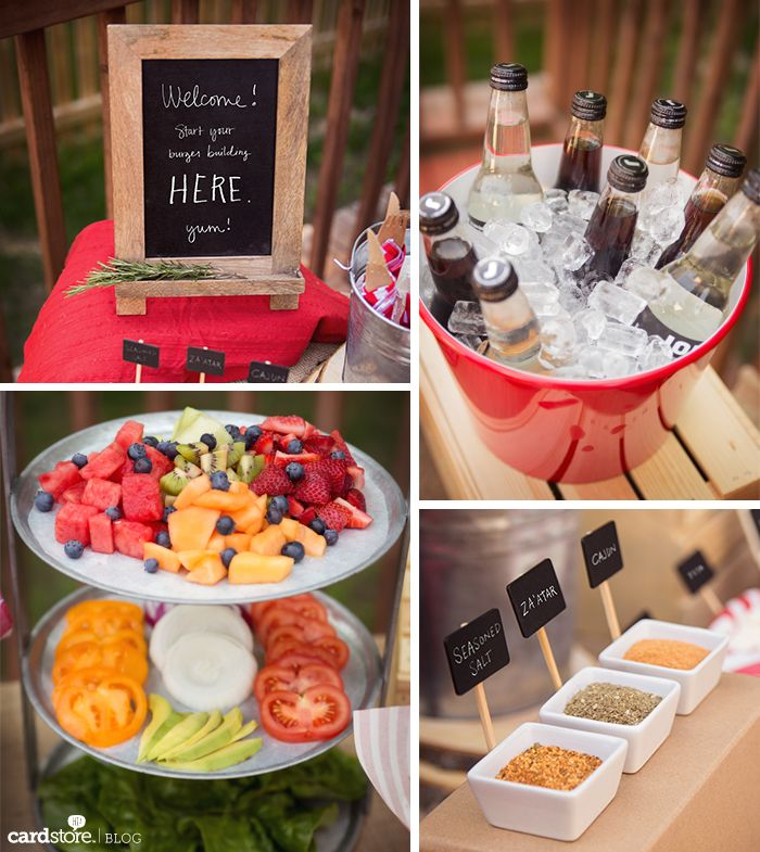 Backyard Cookout Menu: Ideas To Spice Up Your Summer BBQ (featuring A Gourmet